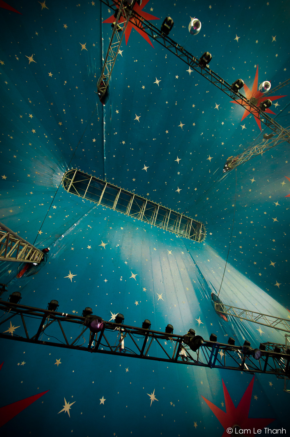 Solidays, 2013, ©, Le Thanh Lam, circus